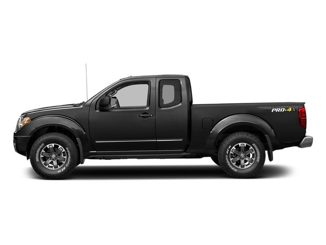 2018 Nissan Frontier Prices and Values King Cab PRO-4X 4WD side view