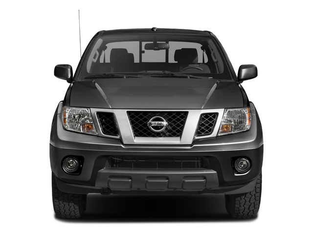 2018 Nissan Frontier Prices and Values King Cab PRO-4X 4WD front view