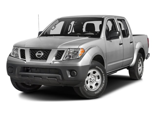 2018 Nissan Frontier Pictures Frontier Crew Cab 4x4 S Auto photos side front view