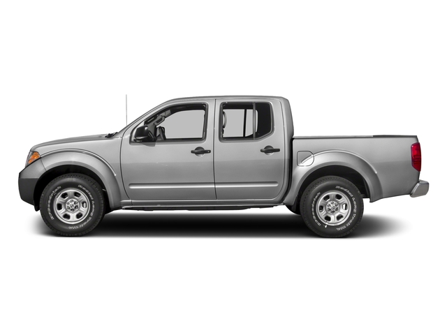 2018 Nissan Frontier Pictures Frontier Crew Cab 4x4 S Auto photos side view
