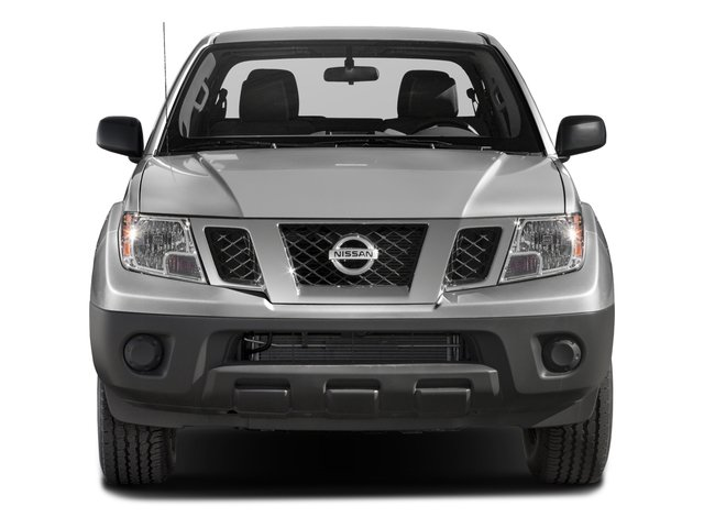 2018 Nissan Frontier Pictures Frontier Crew Cab 4x4 S Auto photos front view