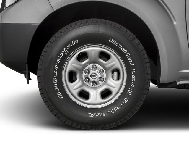 2018 Nissan Frontier Pictures Frontier Crew Cab 4x4 S Auto photos wheel