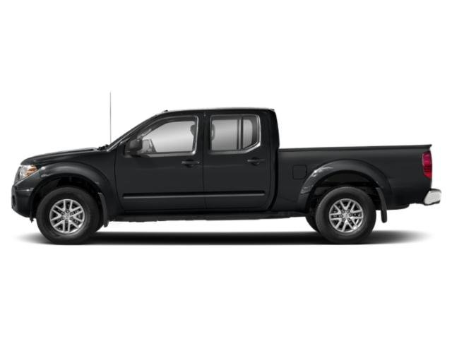 2018 Nissan Frontier Pictures Frontier Crew Cab SV 4WD photos side view