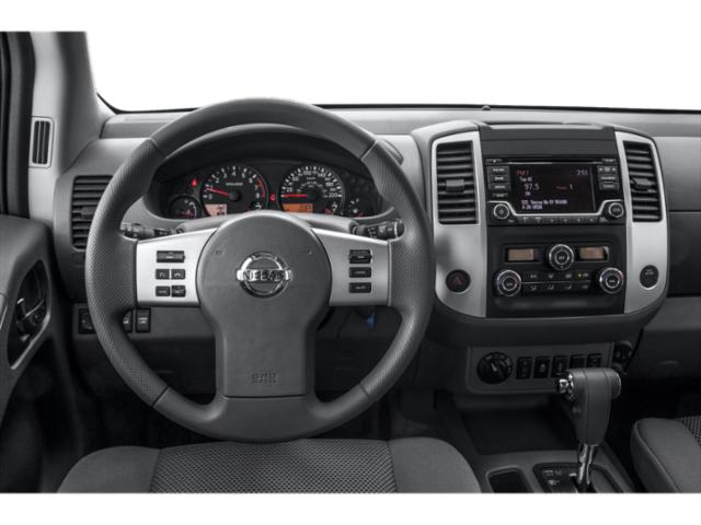 2018 Nissan Frontier Pictures Frontier Crew Cab SV 4WD photos driver's dashboard