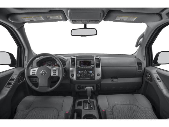 2018 Nissan Frontier Pictures Frontier Crew Cab SV 4WD photos full dashboard