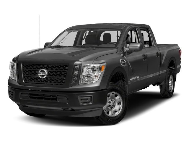 2018 Nissan Titan XD Base Price 4x4 Diesel Crew Cab S Pricing