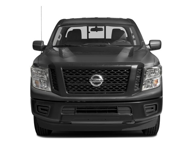 2018 Nissan Titan XD Base Price 4x4 Diesel Crew Cab S Pricing front view