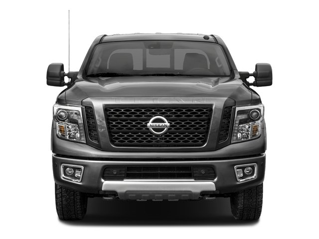 2018 Nissan Titan XD Base Price 4x4 Diesel Crew Cab PRO-4X Pricing front view