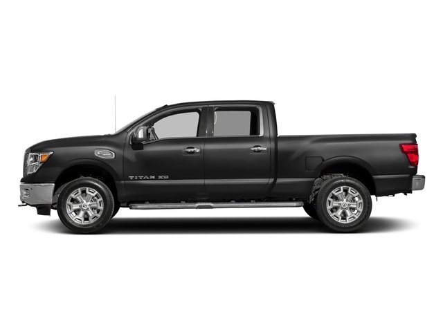 2018 Nissan Titan XD Base Price 4x2 Gas Crew Cab SL Pricing side view