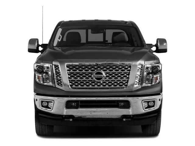 2018 Nissan Titan XD Base Price 4x2 Gas Crew Cab SL Pricing front view