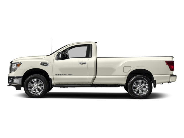 2018 Nissan Titan XD Base Price 4x2 Gas Single Cab S Pricing side view