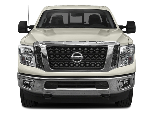 2018 Nissan Titan XD Base Price 4x2 Gas King Cab SV Pricing front view