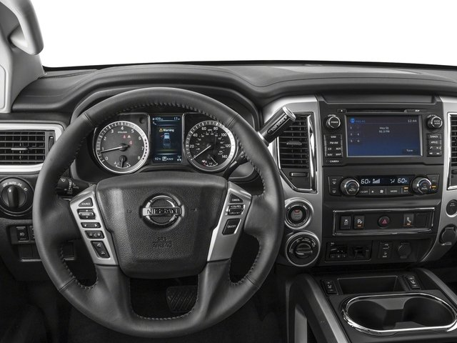 2018 Nissan Titan XD Pictures Titan XD 4x2 Gas King Cab S photos driver's dashboard