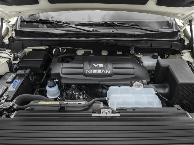 2018 Nissan Titan XD Base Price 4x2 Gas King Cab SV Pricing engine