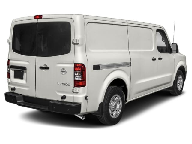 2018 Nissan NV Cargo Pictures NV Cargo NV1500 Standard Roof V6 S photos side rear view