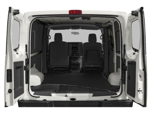 2018 Nissan NV Cargo Pictures NV Cargo NV1500 Standard Roof V6 S photos open trunk