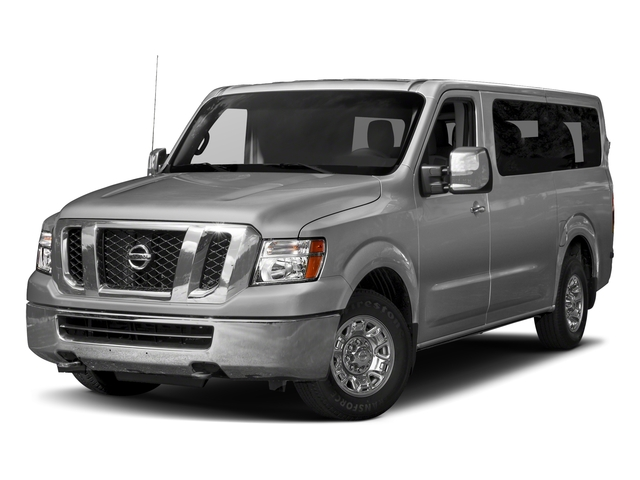2018 Nissan NV Passenger Pictures NV Passenger V6 HD S photos side front view