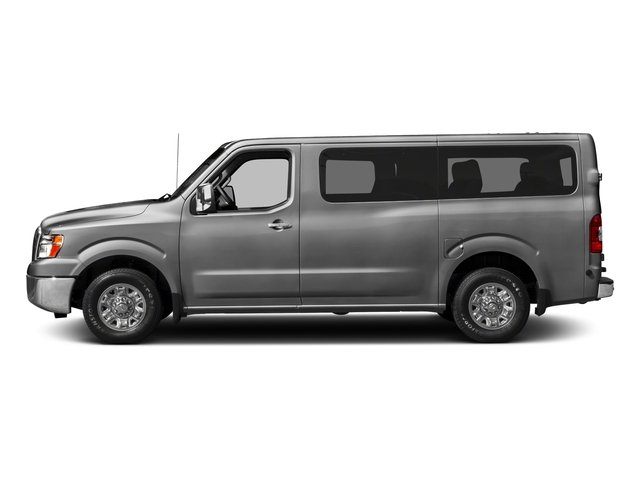 2018 Nissan NV Passenger Pictures NV Passenger V6 HD S photos side view
