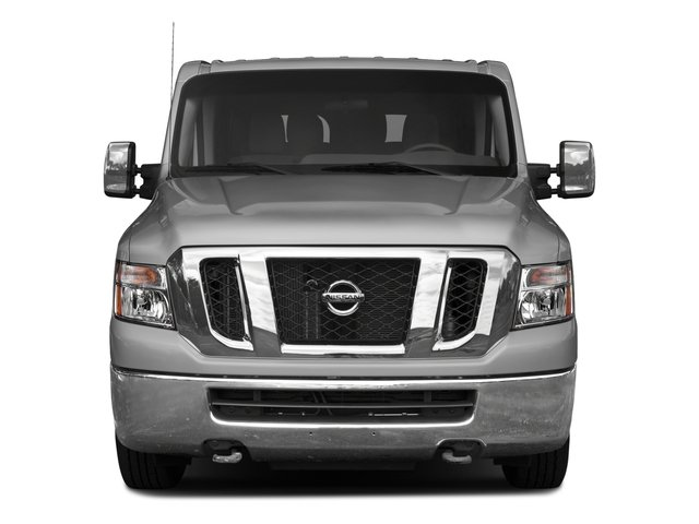 2018 Nissan NV Passenger Pictures NV Passenger V6 HD S photos front view