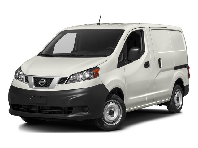 2018 Nissan NV200 Compact Cargo Base Price I4 SV Pricing side front view