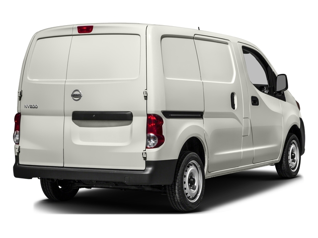 2018 Nissan NV200 Compact Cargo Base Price I4 SV Pricing side rear view