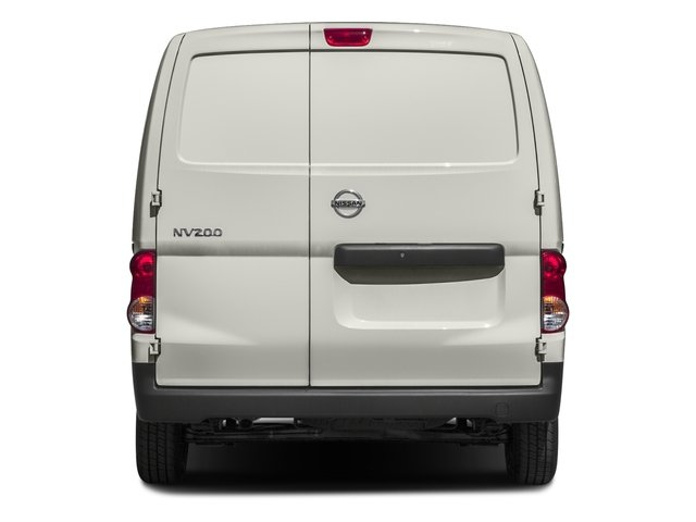 2018 Nissan NV200 Compact Cargo Base Price I4 SV Pricing rear view