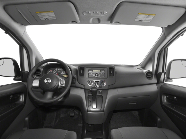 2018 Nissan NV200 Compact Cargo Base Price I4 SV Pricing full dashboard