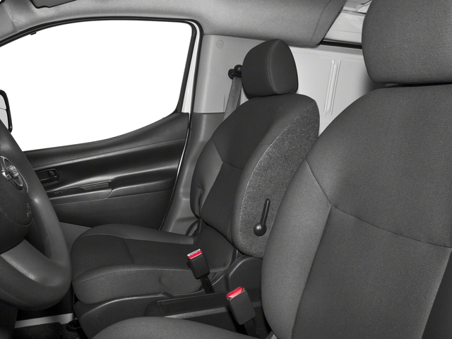 2018 Nissan NV200 Compact Cargo Base Price I4 SV Pricing front seat interior