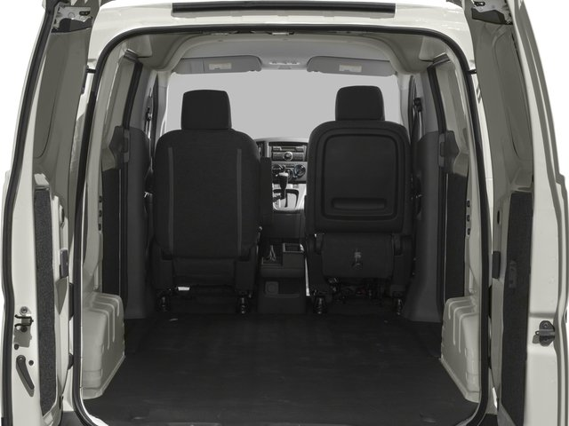 2018 Nissan NV200 Compact Cargo Base Price I4 SV Pricing open trunk