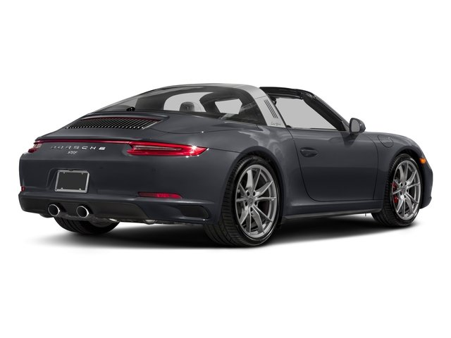 2018 Porsche 911 Pictures 911 Targa 4 GTS photos side rear view