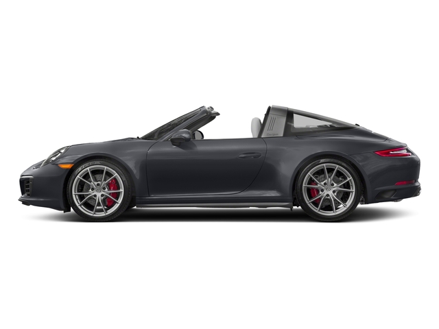 2018 Porsche 911 Pictures 911 Targa 4 GTS photos side view