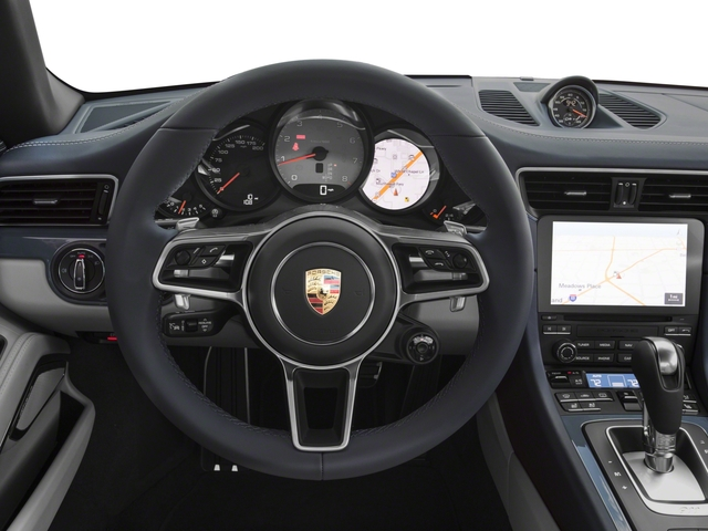 2018 Porsche 911 Pictures 911 Targa 4 GTS photos driver's dashboard