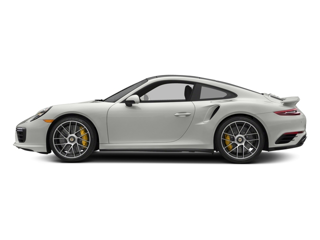2018 Porsche 911 Base Price Turbo S Coupe Pricing side view