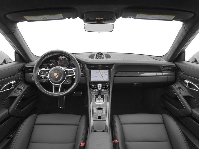 2018 Porsche 911 Pictures 911 Turbo S Coupe photos full dashboard
