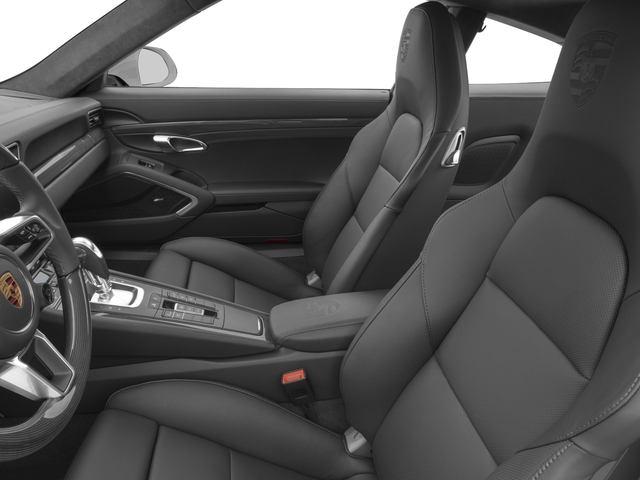 2018 Porsche 911 Base Price Turbo S Coupe Pricing front seat interior