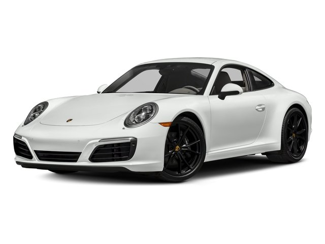 2018 Porsche 911 Base Price Carrera Coupe Pricing Side Front View