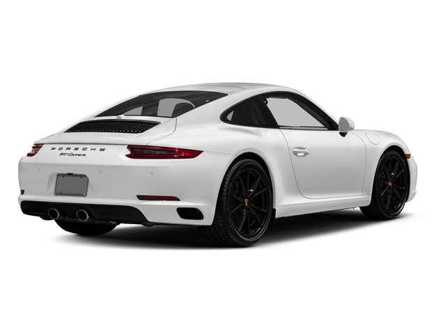 2018 Porsche 911 Pictures 911 Carrera Coupe photos side rear view