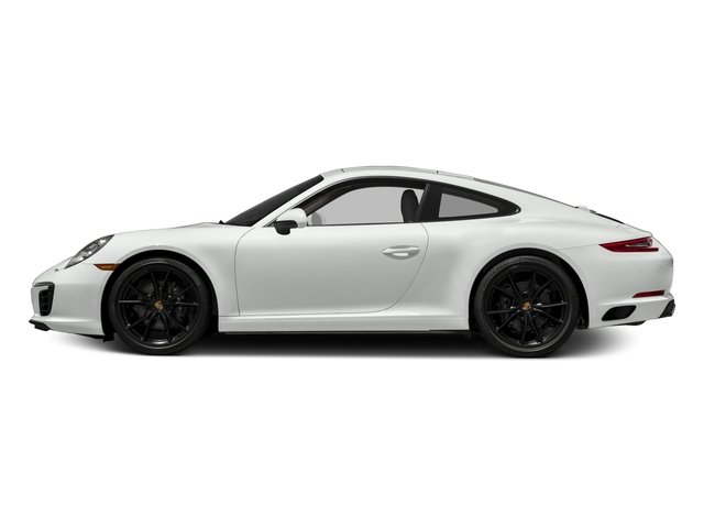 2018 Porsche 911 Pictures 911 Carrera Coupe photos side view