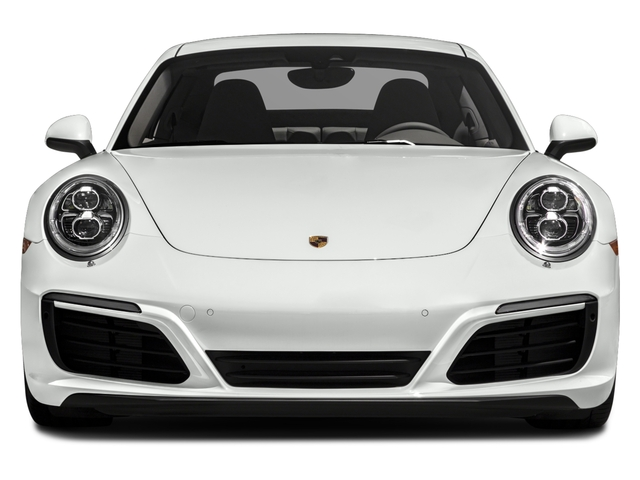 2018 Porsche 911 Pictures 911 Carrera Coupe photos front view