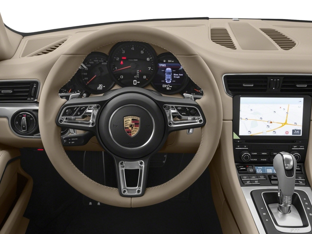 2018 Porsche 911 Prices and Values Coupe 2D H6 Turbo driver's dashboard
