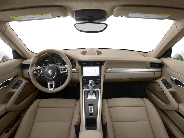 2018 Porsche 911 Prices and Values Coupe 2D H6 Turbo full dashboard