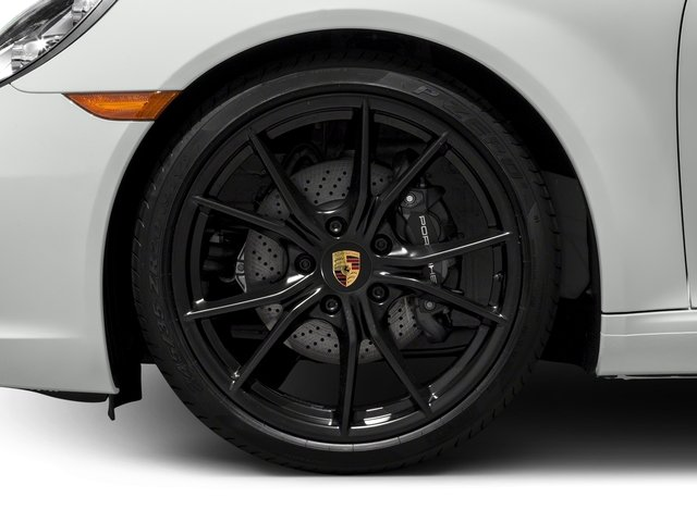 2018 Porsche 911 Prices and Values Coupe 2D H6 Turbo wheel