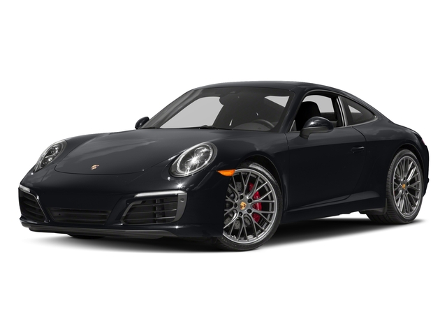 2018 Porsche 911 Base Price Carrera S Coupe Pricing side front view
