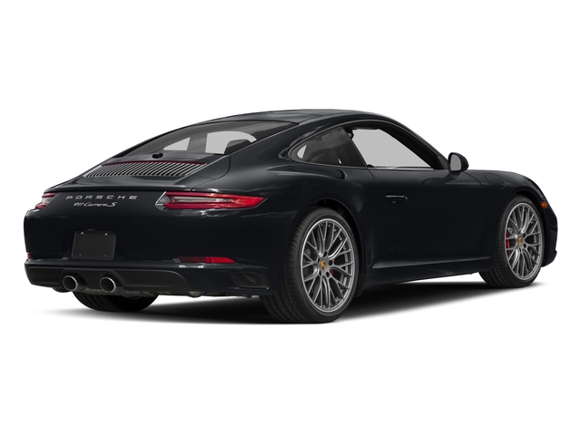2018 Porsche 911 Base Price Carrera S Coupe Pricing side rear view