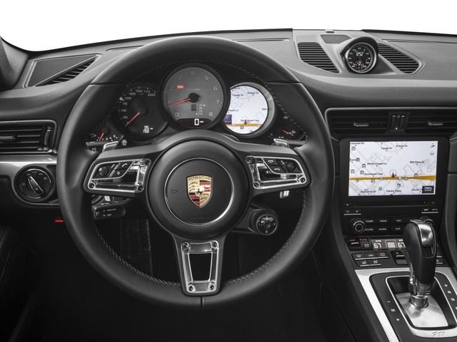 2018 Porsche 911 Pictures 911 Coupe 2D S H6 Turbo photos driver's dashboard