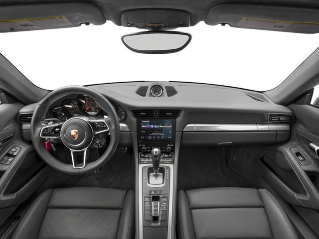 2018 Porsche 911 Prices and Values Coupe 2D 4 AWD H6 Turbo full dashboard