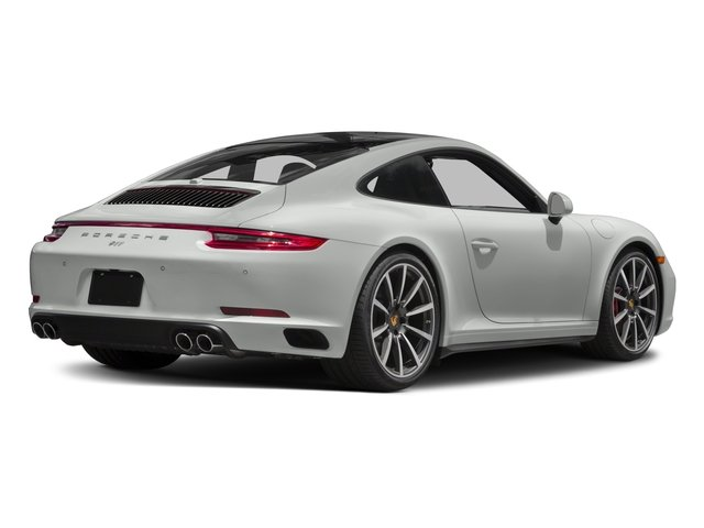 2018 Porsche 911 Pictures 911 Carrera 4S Coupe photos side rear view