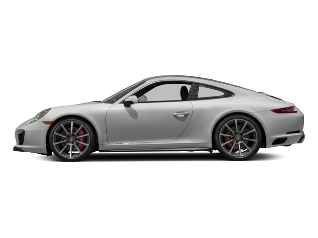 2018 Porsche 911 Pictures 911 Carrera 4S Coupe photos side view