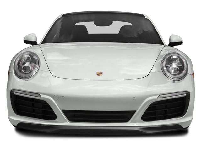 2018 Porsche 911 Pictures 911 Carrera 4S Coupe photos front view