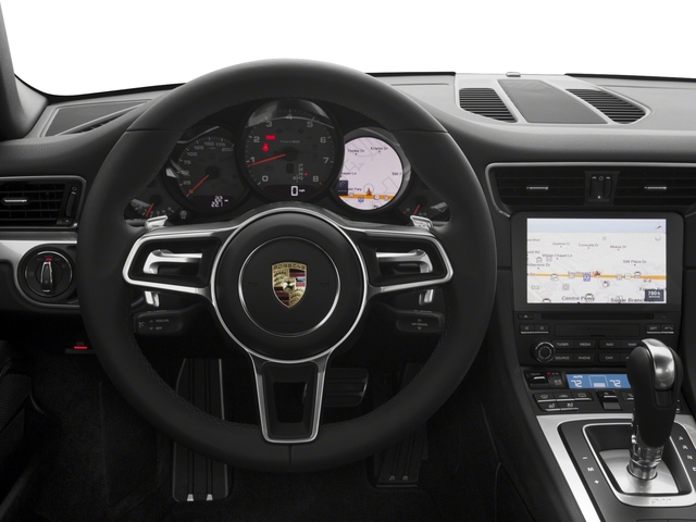 2018 Porsche 911 Pictures 911 Coupe 2D 4S AWD H6 Turbo photos driver's dashboard